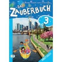 Das Zauberbuch 3 Arbeitsbuch - zeszyt ćwiczeń - 9788853613479