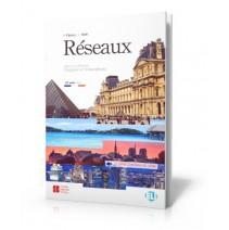 Réseaux - Dans la civilisation française et francophone + CD - 9788853613769