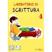 Laboratorio di Scrittura 4 + lettura - 9788846823571