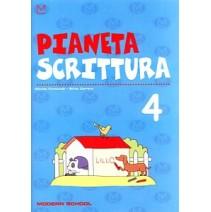 Pianeta Scrittura 4 + lettura - 9788849302110