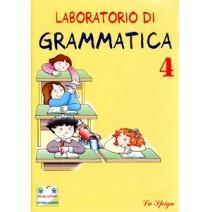 Laboratorio di Grammatica 4 + lettura - 9788846823533