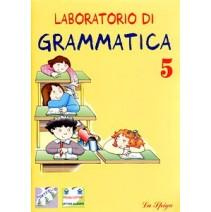 Laboratorio di Grammatica 5 + lettura - 9788846823540