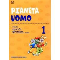 Pianeta Uomo 1 + lettura - 9788849302158
