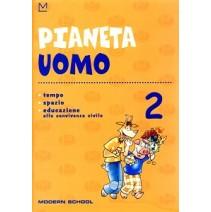 Pianeta Uomo 2 + lettura - 9788849302165