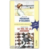 Pêcheur d'Islande / Le vol de la Joconde + CD audio - 9788846812513