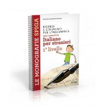 Italiano per stranieri 1° livello - 9788846827777
