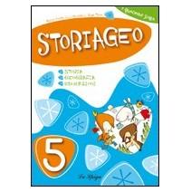 Storiageo 5 - 9788846826459