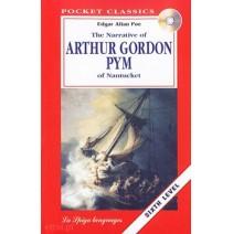 Narrative of Arthur Gordon Pym (The) + CD audio - 9788846827111