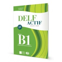 DELF Actif scolaire et junior - B1 + 2 CD audio - 9788853613790