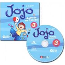 Jojo 3 livre actif - CD-ROM - 9788853614452