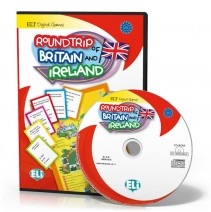 Gra językowa Roundtrip of Britain and Ireland - CD-ROM - 9788853614117
