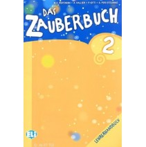 Das Zauberbuch 2 Lehrerhandbuch + 2 CD audio - 9788853613455