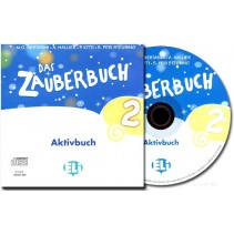 Das Zauberbuch 2 Aktivbuch CD-ROM - 9788853614544