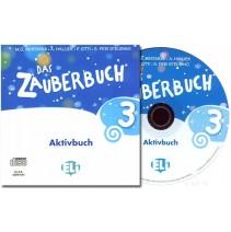Das Zauberbuch 3 Aktivbuch CD-ROM - 9788853614551