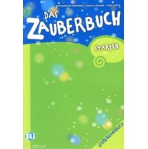 Das Zauberbuch Starter Lehrerhandbuch + CD audio - 9788853613288