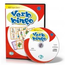 Gra językowa Verb Bingo - CD-ROM - 9788853613950