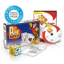 Gra językowa Bis - wersja tradycyjna + CD-ROM - 9788853613905