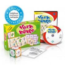Gra językowa Verb Bingo - wersja tradycyjna + CD-ROM - 9788853613967