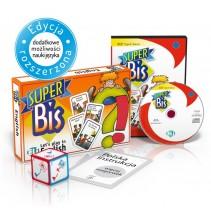 Gra językowa Super Bis - wersja tradycyjna + CD-ROM - 9788853613981