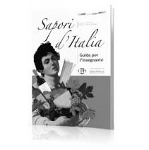 Sapori d'Italia - Guida per l'insegnante - 9788853613189