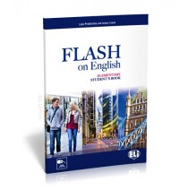 FLASH on English Student's Book: Elementary Level - 9788853615428
