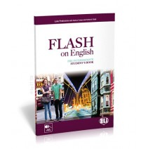 FLASH on English Student's Book: Pre-intermediate Level - 9788853615442