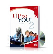 Up to You! 2 + CD audio - 9788853613271