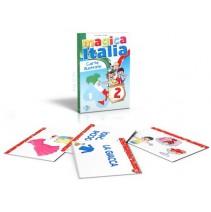 Magica Italia 2 - carte illustrate - 9788853614919