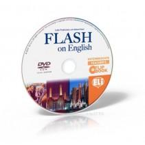 FLASH on English Flip Book: Intermediate Level - 9788853615558