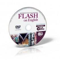 FLASH on English Flip Book: Pre-intermediate Level - 9788853615534