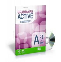 Grammaire Active A2 + audio CD - 9788853615107