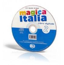 Magica Italia 2 - libro digitale - CD-ROM - 9788853614926