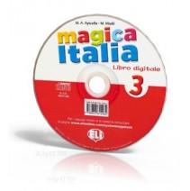 Magica Italia 3 - libro digitale - CD-ROM - 9788853614964