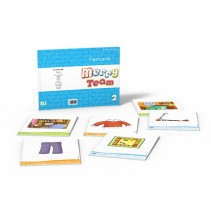 Karty obrazkowe flashcards dla dzieci część 2 (Merry Team) - 9788853611109