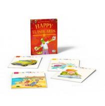 Karty obrazkowe Happy Flashcards dla dzieci część 2 - 9788853601100