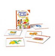 Karty obrazkowe flashcards dla dzieci część 1 (The Magic Book) - 9788853611369
