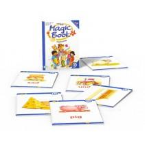 Karty obrazkowe flashcards dla dzieci część 2 (The Magic Book) - 9788853611376