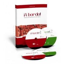 ¡A bordo! - Guía didáctica con test + 4 Audio CD + CD Audio /ROM - 9788853615657