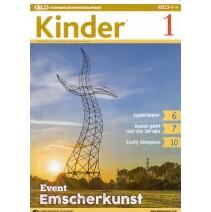 Kinder (wersja PDF) - prenumerata archiwalna na rok szkolny 2016/2017 + audio mp3
