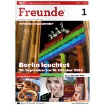 Freunde (wersja PDF) - prenumerata archiwalna na rok szkolny 2016/2017 + audio mp3