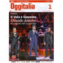 Oggitalia (wersja PDF) - prenumerata archiwalna na rok szkolny 2016/2017 + audio mp3