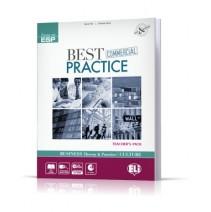 Best Commercial Practice - Teacher's Pack + 2 CD audio + Multi-ROM - 9788853615596