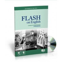 FLASH on English Workbook: Upper-intermediate Level + CD audio - 9788853615497