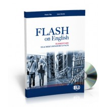 FLASH on English Teachers's Resource Pack: Elementary Level - 9788853615503