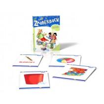 Karty obrazkowe Bildkarten dla dzieci (Das Zauberbuch) - 9788853605702