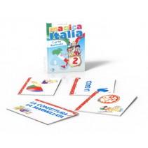 Karty obrazkowe Flashcards dla dzieci (Magica Italia) cześć 2 - 9788853614919