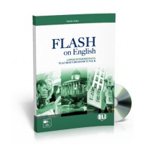 FLASH on English Teachers's Resource Pack: Upper Interm. - 9788853615565
