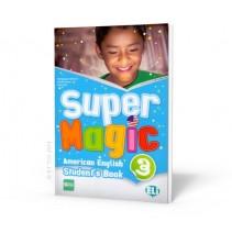 Super Magic 3 - Student's Book - 9788853617798