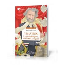 VIVA VERDI Le più belle opere raccontate ai ragazzi  + audio CD - 9788846831606