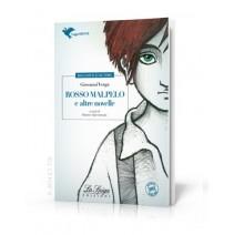 Rosso Malpelo e altre novelle + audio mp3 - 9788846831354